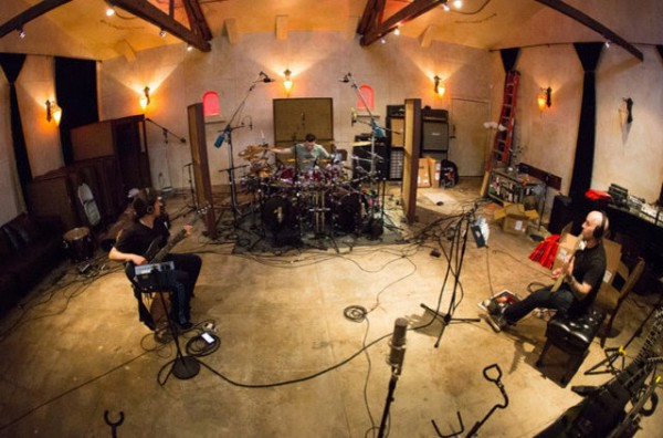 anthrax studio sep 2015