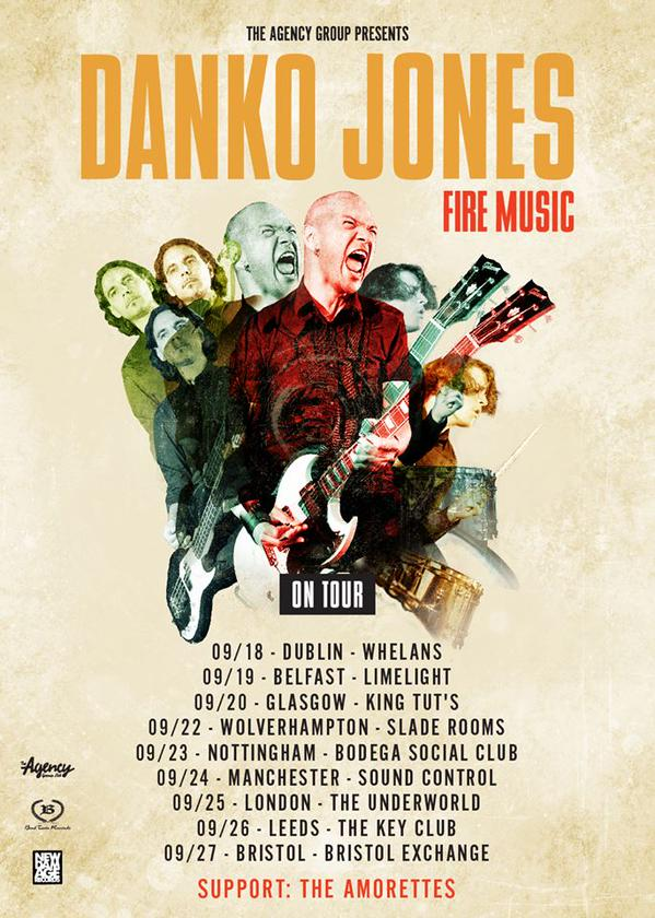 danko jones uk tour