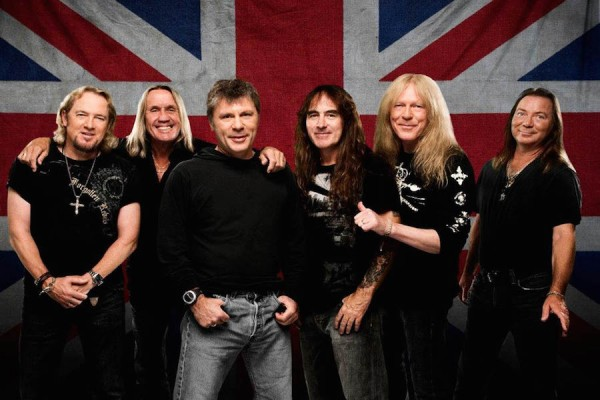 iron maiden flag