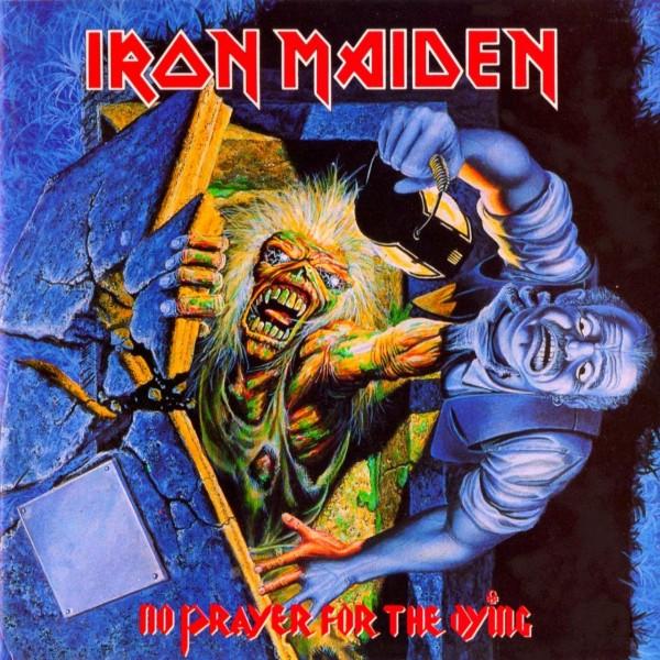 iron maidennoprayercover