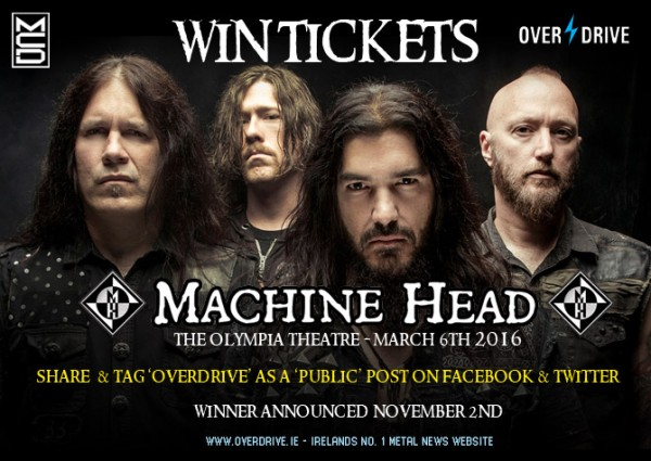 MACHINE HEAD 2016 COMP