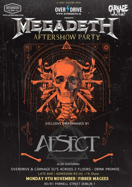 megadeth aftershow V_2