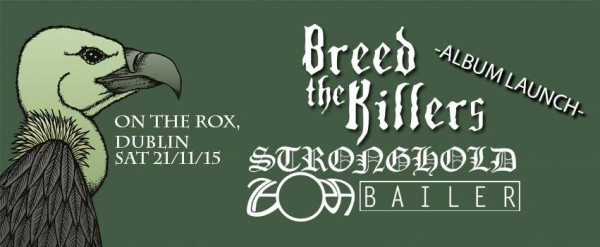 BREED THE KILLERS BANNER