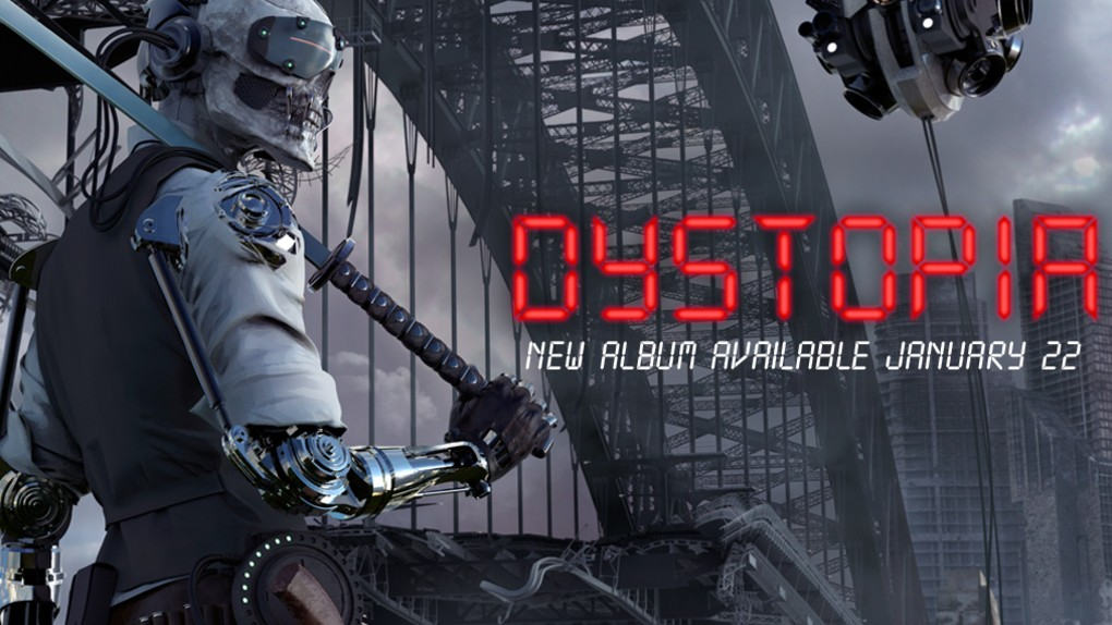 Dystopia album link purchase