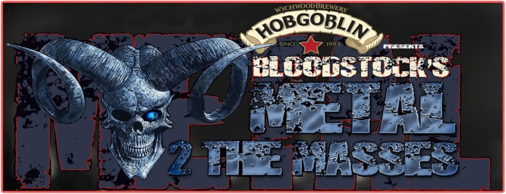 METAL 2 THE MASSES BANNER 2016