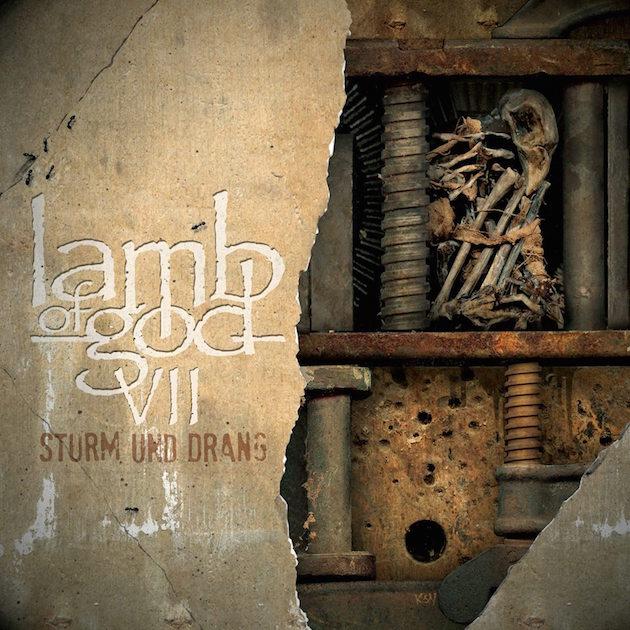 lamb of god album cover