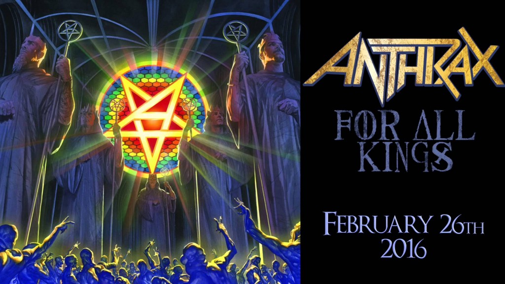 Anthrax for all kings sale banner