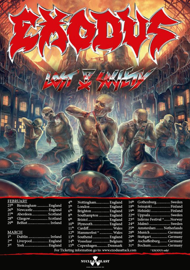 EXODUS TOUR