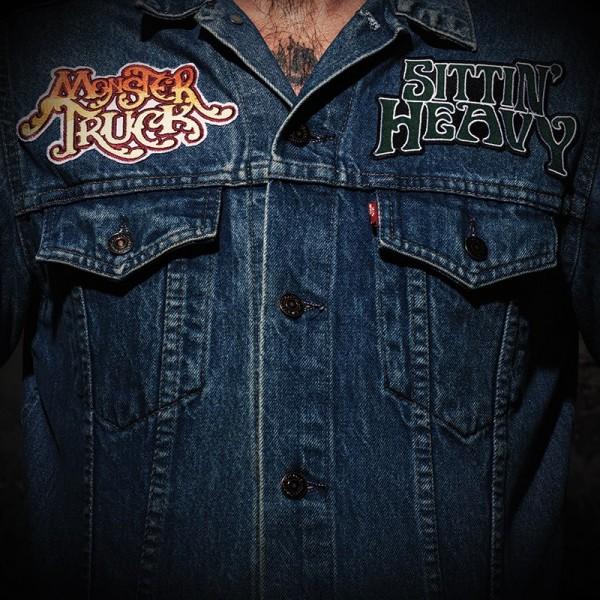 MONSTER TRUCK 'SITTIN' HEAVY' ALBUM COVER