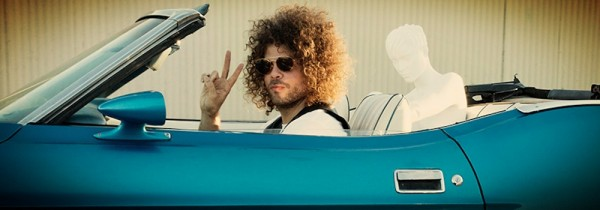 WOLFMOTHER ANDREW CAR