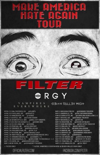 filter tour 2016