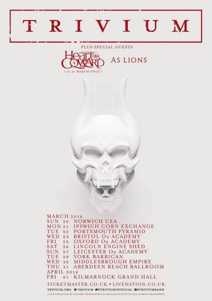 Trivum Tour poster
