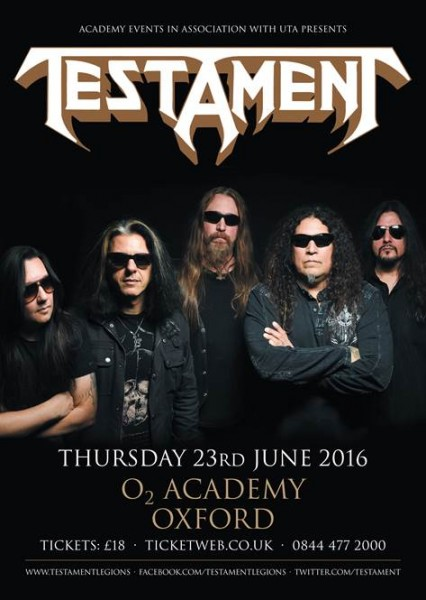 TESTAMENT OXFORD