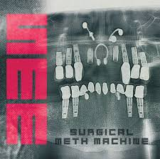 surgical meth machine album cover