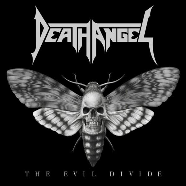 DEATH ANGEL 'THE EVIL DIVIDE' ALBUM COVER