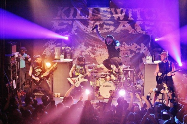 Killswitch-Engage-Performing-at-Bowery-Ballroom-9