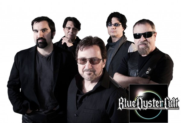 BLUE OYSTER CULT PROMO 2016