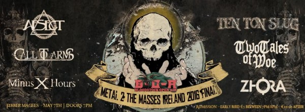 SOCIALMETAL 2 THE MASSES IRELAND FINAL 2016