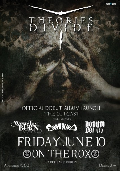 Theories Divide Album Launch promo