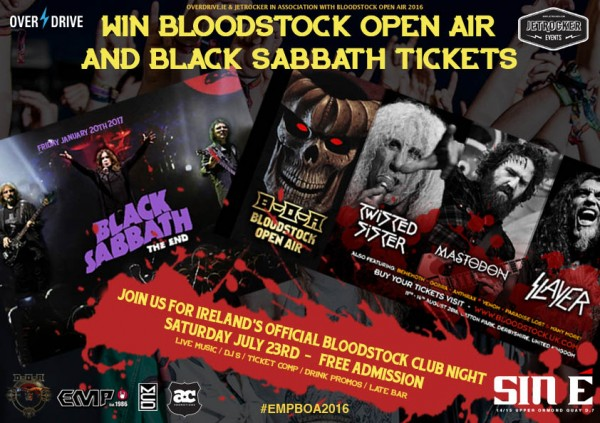 BLOODSTOCK - SABBATH COMP