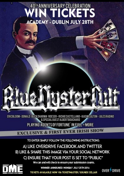 BLUE OYSTER CULT COMP