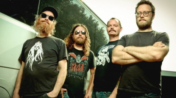 Red Fang band