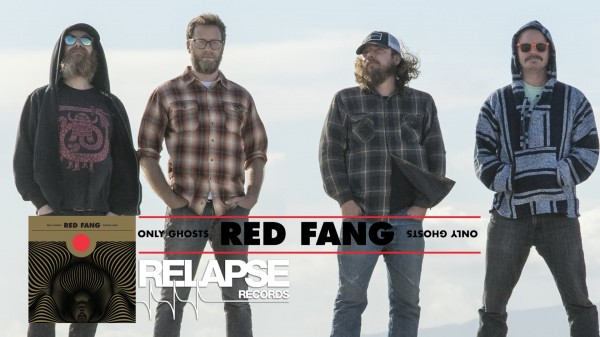Red fang banner