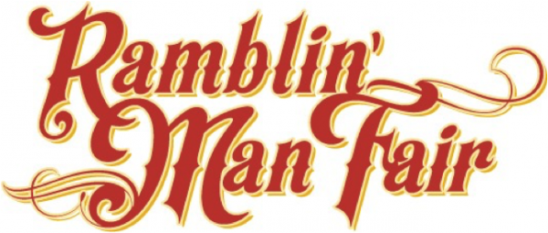 RAMBLIN' MAN LOGO WHITE