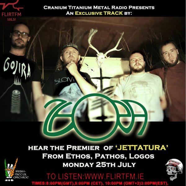 zhOra Cranium Titanium Radio show