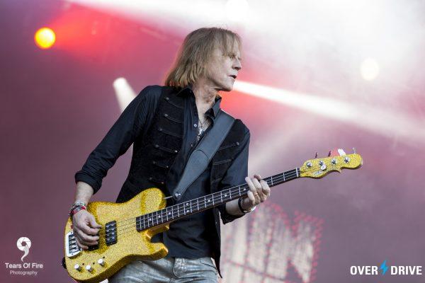 Tom Hamilton (Aerosmith) Thin Lizzy - Ramblin' Man Fair © 2016