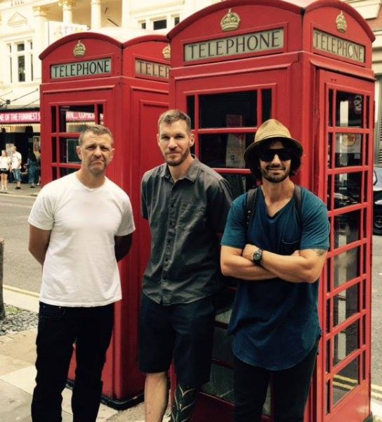 WAKRAT LONDON PHONE BOXES