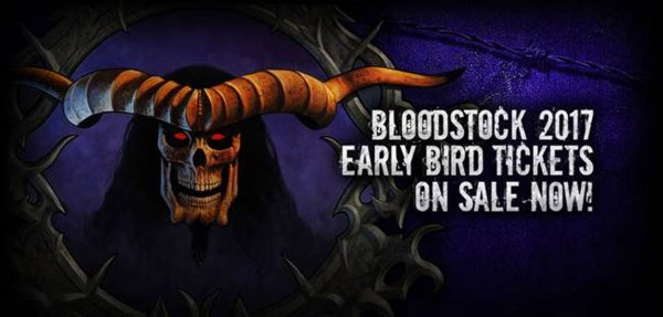 BLOODSTOCK EARLY BIRD TICKETS