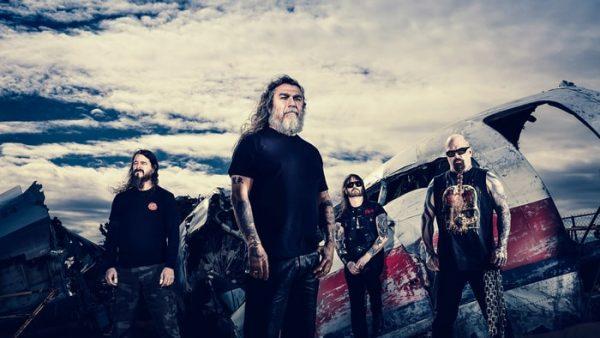 Slayer promo