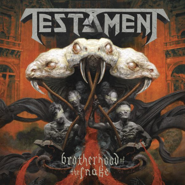 Testament 'Brotherhood of the Snake' album