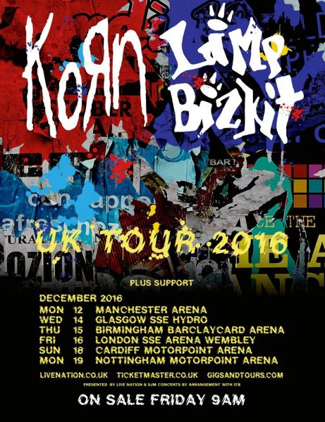 korn-limp-bizkit-2016-uk-tour-dates-tickets