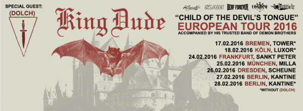 king-dude-european-tour-2016