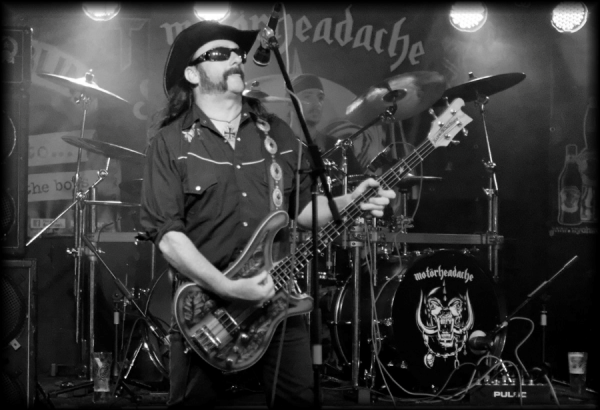 WIN TICKETS TO MOTORHEADACHE - A TRIBUTE TO LEMMY  - Overdrive
