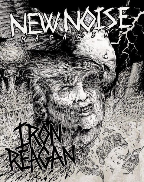 Iron Reagan cover
