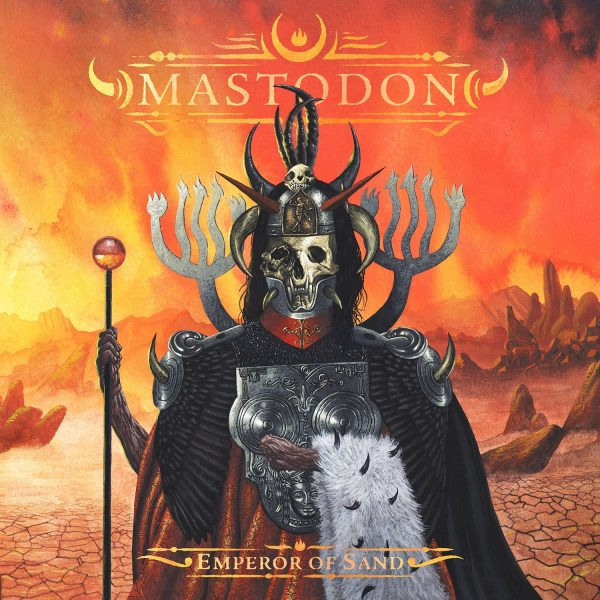Mastodon Emperor Of Sand Packshot