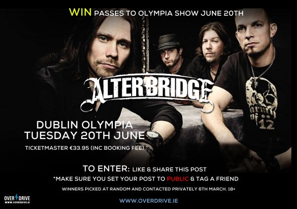 Alter Bridge MCD COMP
