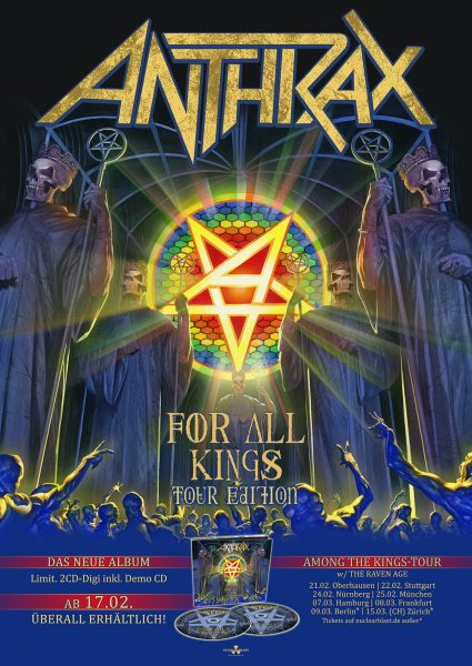 Anthrax-For-All-Kings-Tour-Edition-Poster