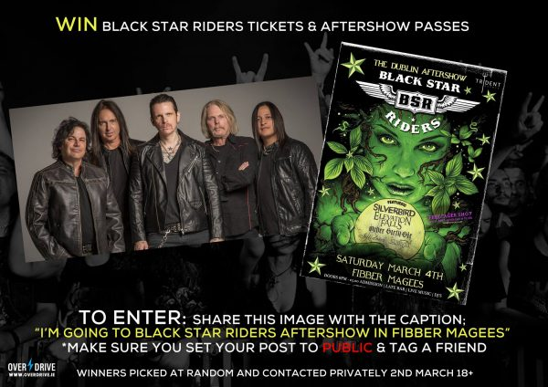 Black Star Riders Comp