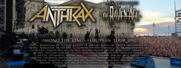 The Raven Age : Anthrax