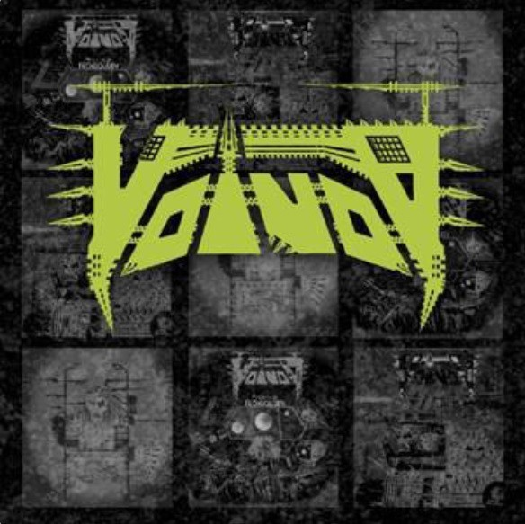 Voivod Build Your Weapons