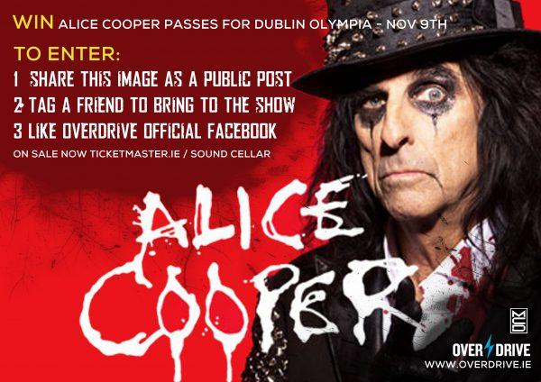ALICE COOPER COMP