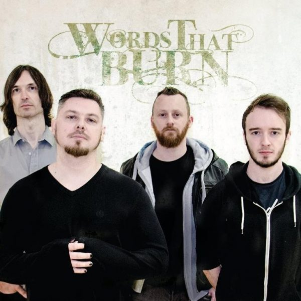 words that burn promo photo