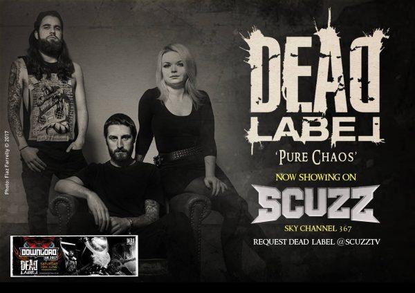 Dead Label : Scuzz