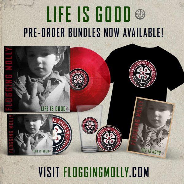 Flogging Molly bundle sale