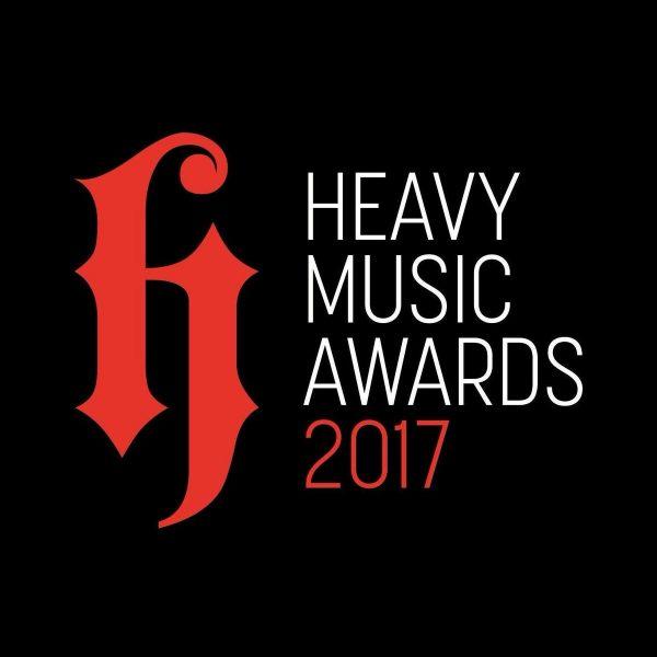 Heavy Music Awards Black logo