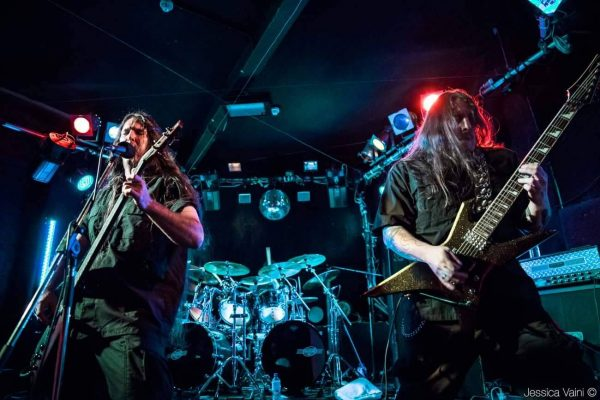 Immolation Photo - Official Facebook © 2017